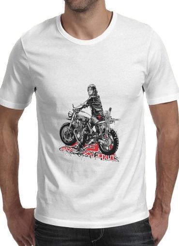 T-Shirts Daryl The Biker Dixon