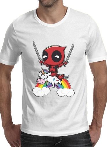 T-Shirts Deadpool Unicorn