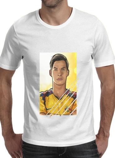 T-Shirts Diego Lainez America