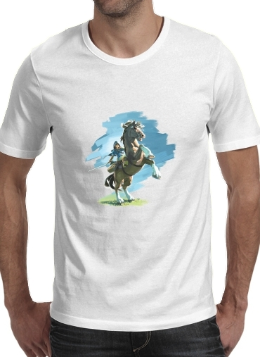 T-Shirts Epona Horse with Link