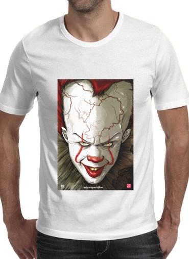 T-Shirts Evil Clown