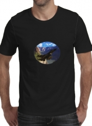 T-shirt short sleeve round neck  F-16 Fighting Falcon