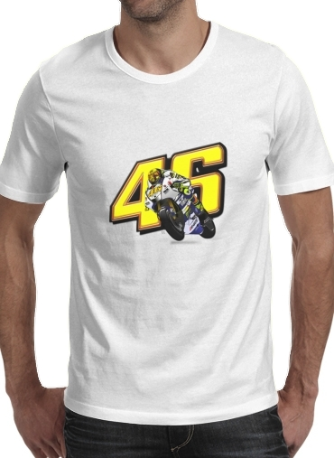 Fan VR46 Doctors for Men T-Shirt
