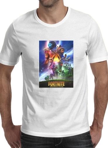 T-Shirts Fortnite Skin Omega Infinity War