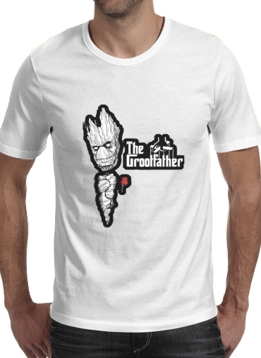 T-Shirts GrootFather is Groot x GodFather