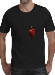 T-shirt short sleeve round neck  Heart Grenade