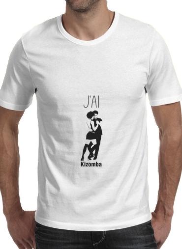T-Shirts Je peux pas jai Kizomba Danca