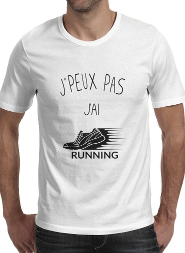 T-Shirts Je peux pas jai running