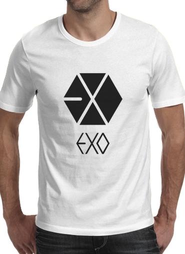 T-Shirts K-pop EXO - PTP