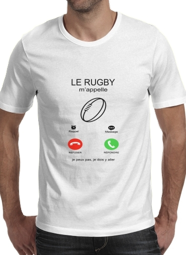 T-Shirts Le rugby mappelle