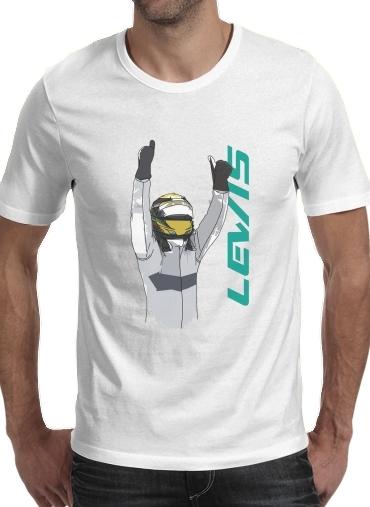 T-Shirts Lewis Hamilton F1