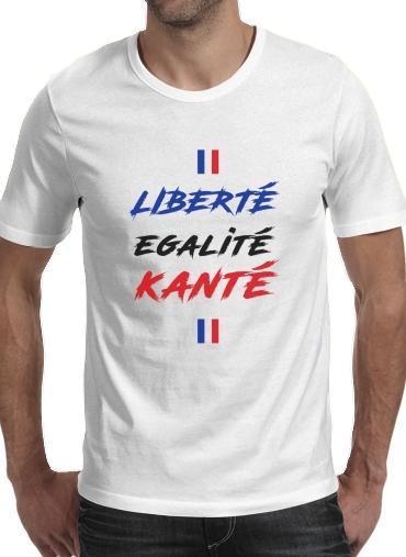 T-Shirts Liberte egalite Kante