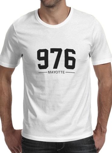 T-Shirts Mayotte Carte 976