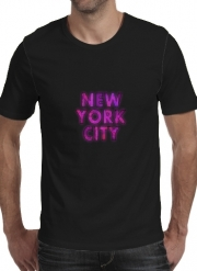 T-shirt short sleeve round neck  New York City - Broadway Color