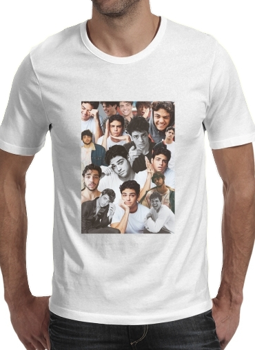 T-Shirts Noah centineo collage
