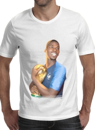 T-Shirts Paul France FiersdetreBleus