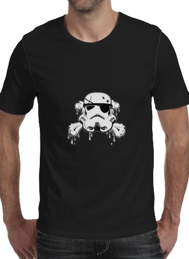 T-shirt short sleeve round neck  Pirate Trooper