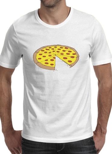 Pizza Delicious för Men T-Shirt