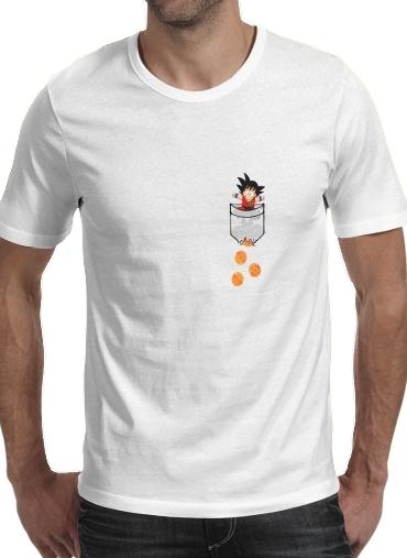 T-Shirts Pocket Collection: Goku Dragon Balls