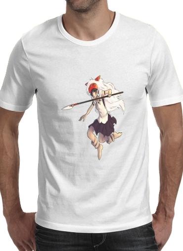 T-Shirts Princess Mononoke