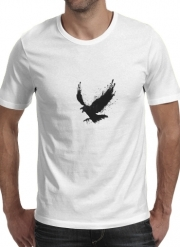 T-shirt short sleeve round neck  Raven