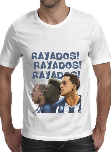 T-Shirts Rayados Tridente
