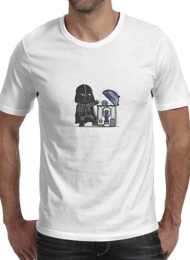 T-Shirts Robotic Trashcan