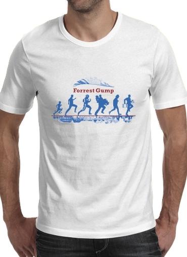 T-Shirts Run Forrest