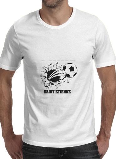 T-Shirts Saint Etienne Trikot Football