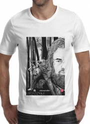 T-shirt short sleeve round neck  The Bear and the Hunter Revenant