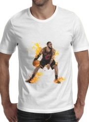T-shirt short sleeve round neck  The King James
