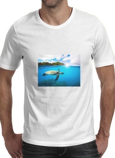 T-Shirts Tropical Paradise