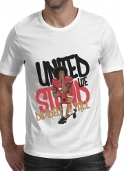 T-shirt short sleeve round neck  United We Stand Colin
