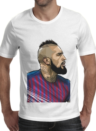 T-Shirts Vidal Chilean Midfielder