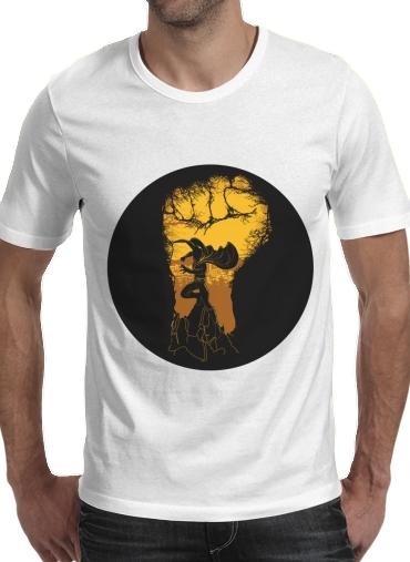 T-Shirts Wanpanman aka one punch man