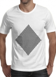 T-shirt short sleeve round neck  Waves 1