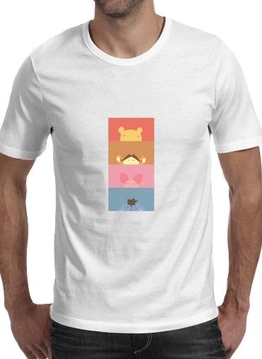 T-Shirts Winnie the pooh team
