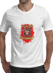 T-shirt short sleeve round neck  Zombie Hunter