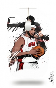 Slim Wireless Mouse Basketball Stars: Lebron James