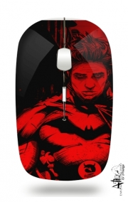 Slim Wireless Mouse Bat Pattinson