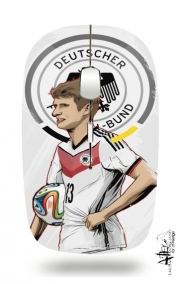 Slim Wireless Mouse Football Stars: Thomas Müller - Germany