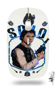 Slim Wireless Mouse Han Solo from Star Wars