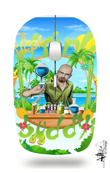 Slim Wireless Mouse Heisenberg - Breaking Bad summer drink