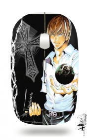 Slim Wireless Mouse Kira Death Note