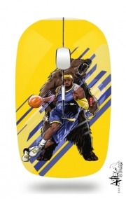 Slim Wireless Mouse LeBron Unstoppable