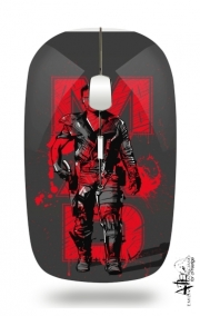Slim Wireless Mouse Mad Hardy Fury Road
