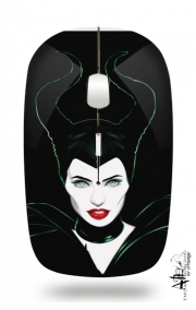 Slim Wireless Mouse Maleficent from Sleeping Beauty