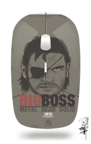 Slim Wireless Mouse Metal Gear Solid V: Ground Zeroes