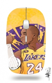 Slim Wireless Mouse NBA Legends: Kobe Bryant