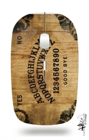 Slim Wireless Mouse Ouija Board